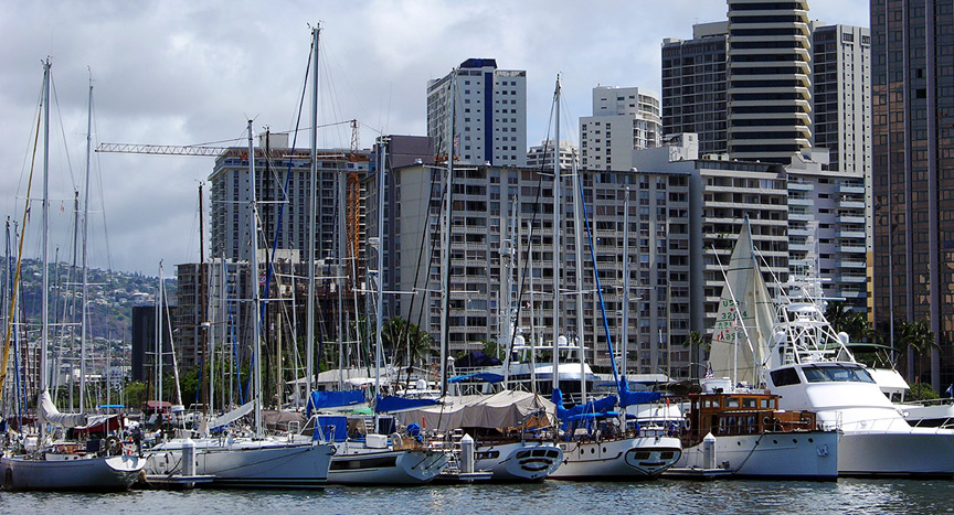yacht harbor honolulu chikamoto law estate business planning